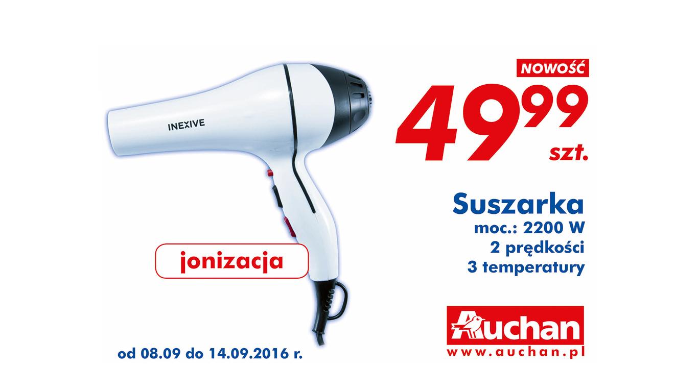 Suszarka @Auchan