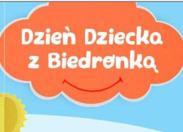 E-book Przepisy na zabawne i smaczne dania do przygotowania z dziećmi - na Dzień Dziecka 01.06. @Biedronka