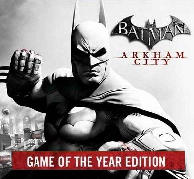 Batman: Arkham City GOTY (PC) klucz Steam od 6,46