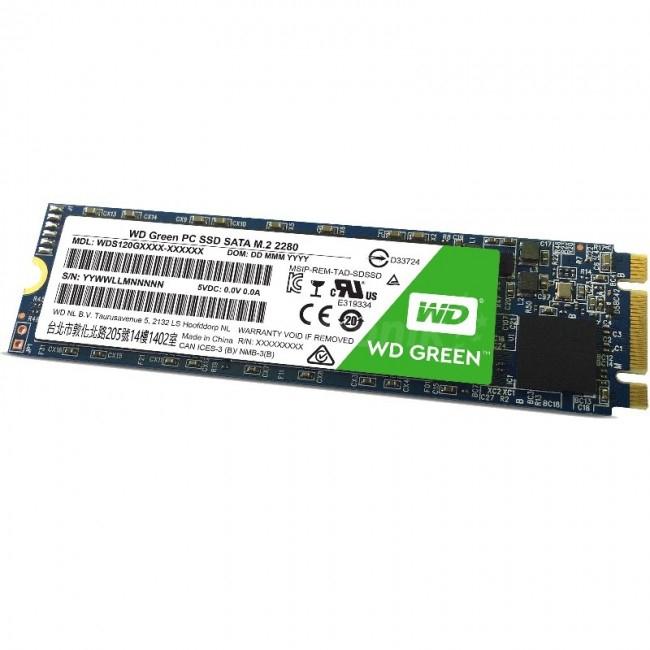 WD Green 3D NAND SSD M.2 240GB w komputronik