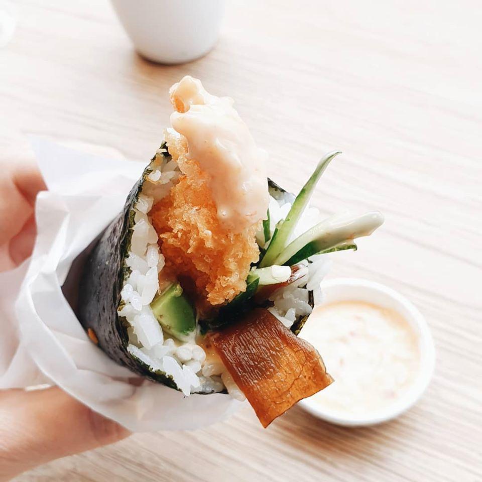 """[Olsztyn] Sushi """"Rolki"""" z krewetką w dobrej cenie."""