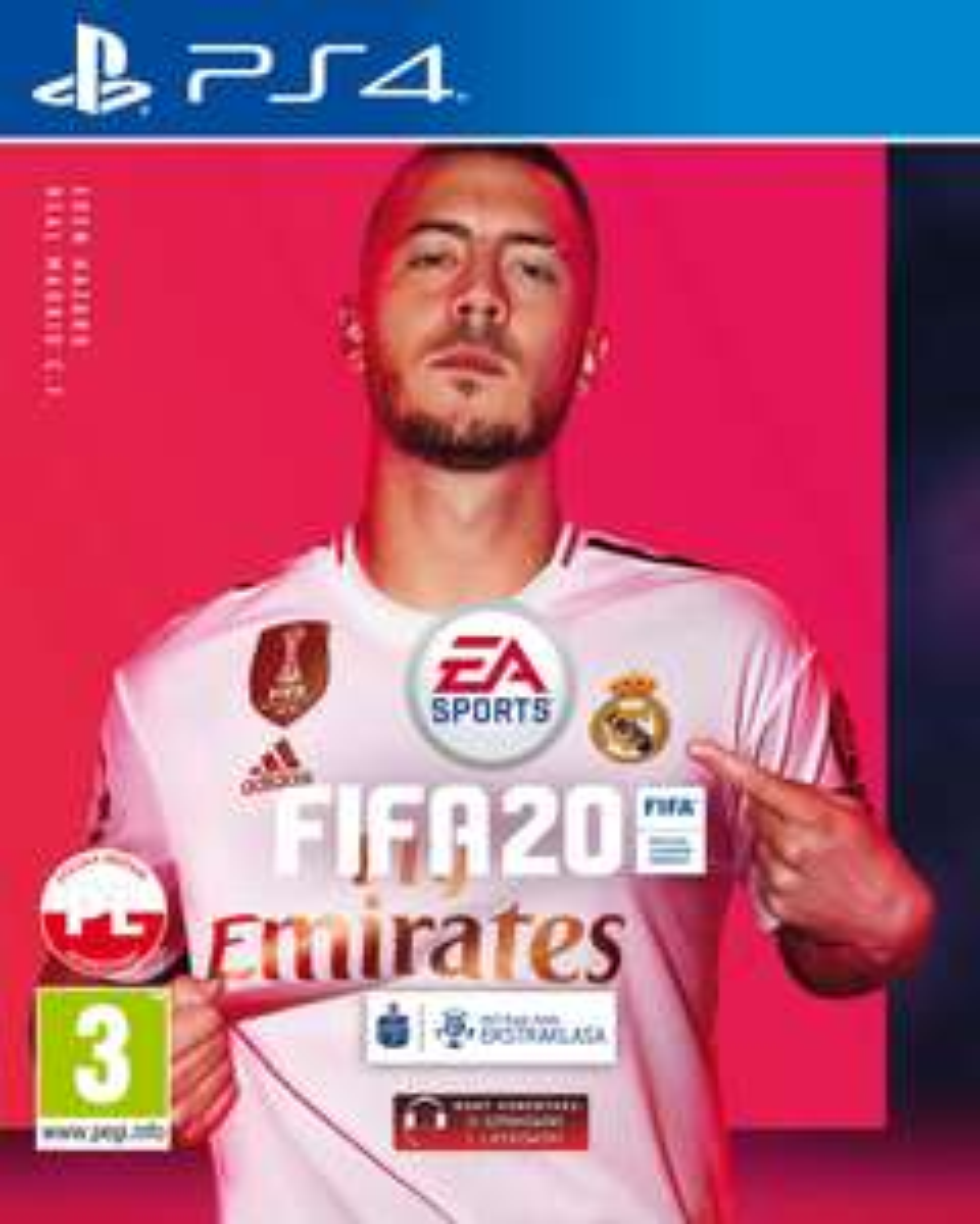 FIFA 20 na PS4, Xbox One oraz PC (+ gratis figurka DOMEZ) @MedaExpert