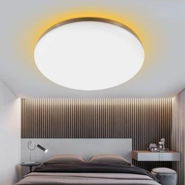 Lampa sufitowa Yeelight Guangcan YLXD50YL (47cm Ø, 50W, 2700-6500K, 7400lm) wysyłka z UK/CZ @ Banggood