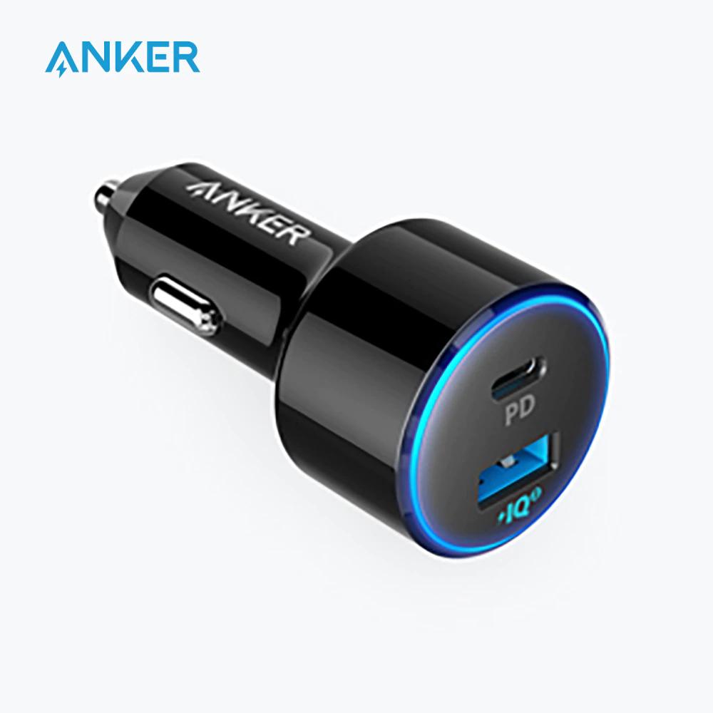 Ładowarka samochodowa Anker USB C PD 30W