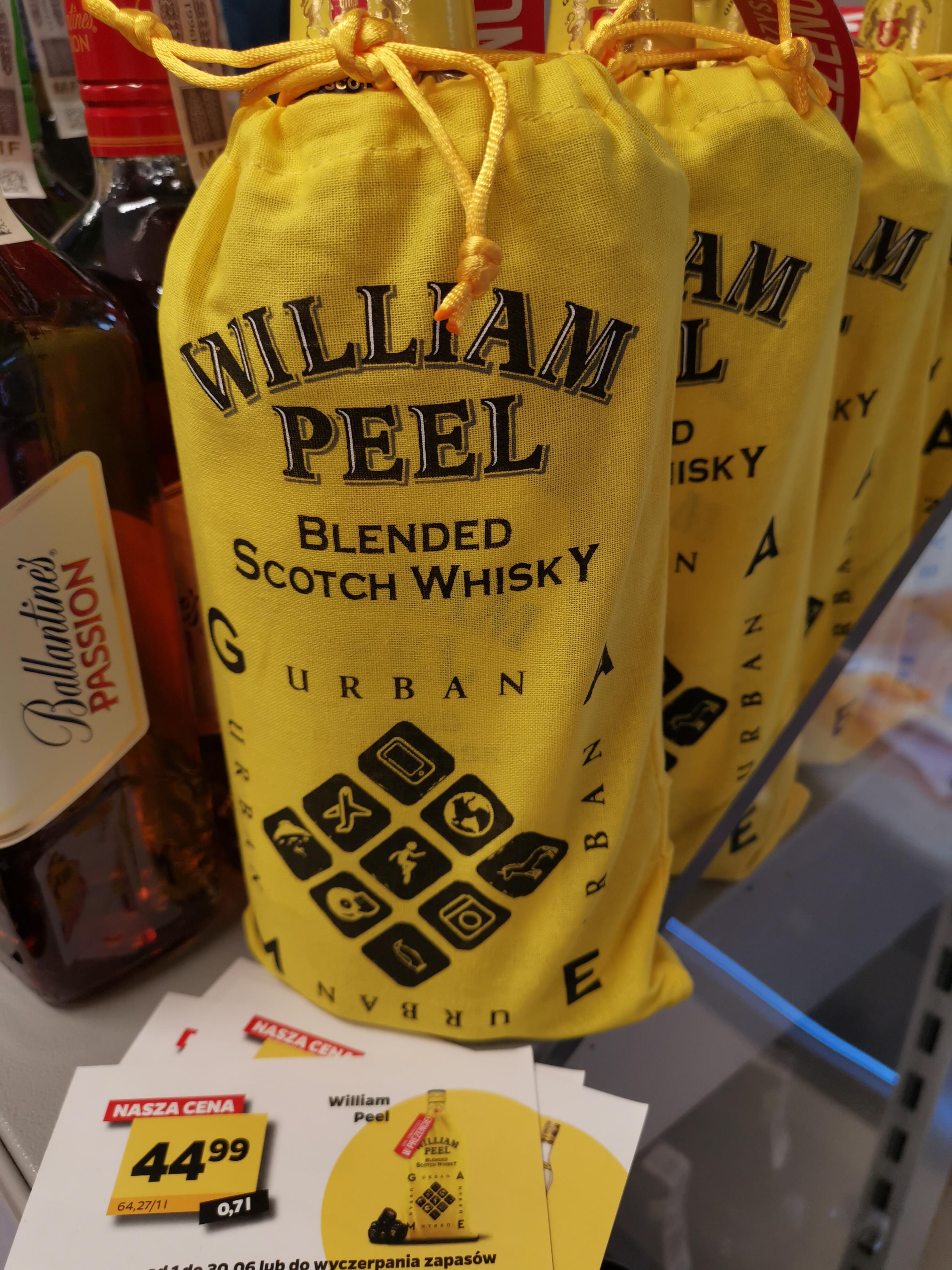 Whisky William Peel 0,7l