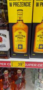 William Peel 0,7L + szklanka za 39,99