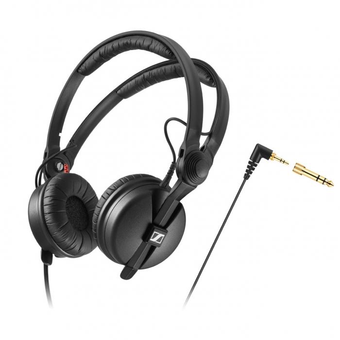 Słuchawki Sennheiser HD 25 taniej z okazji 75 urodzin
