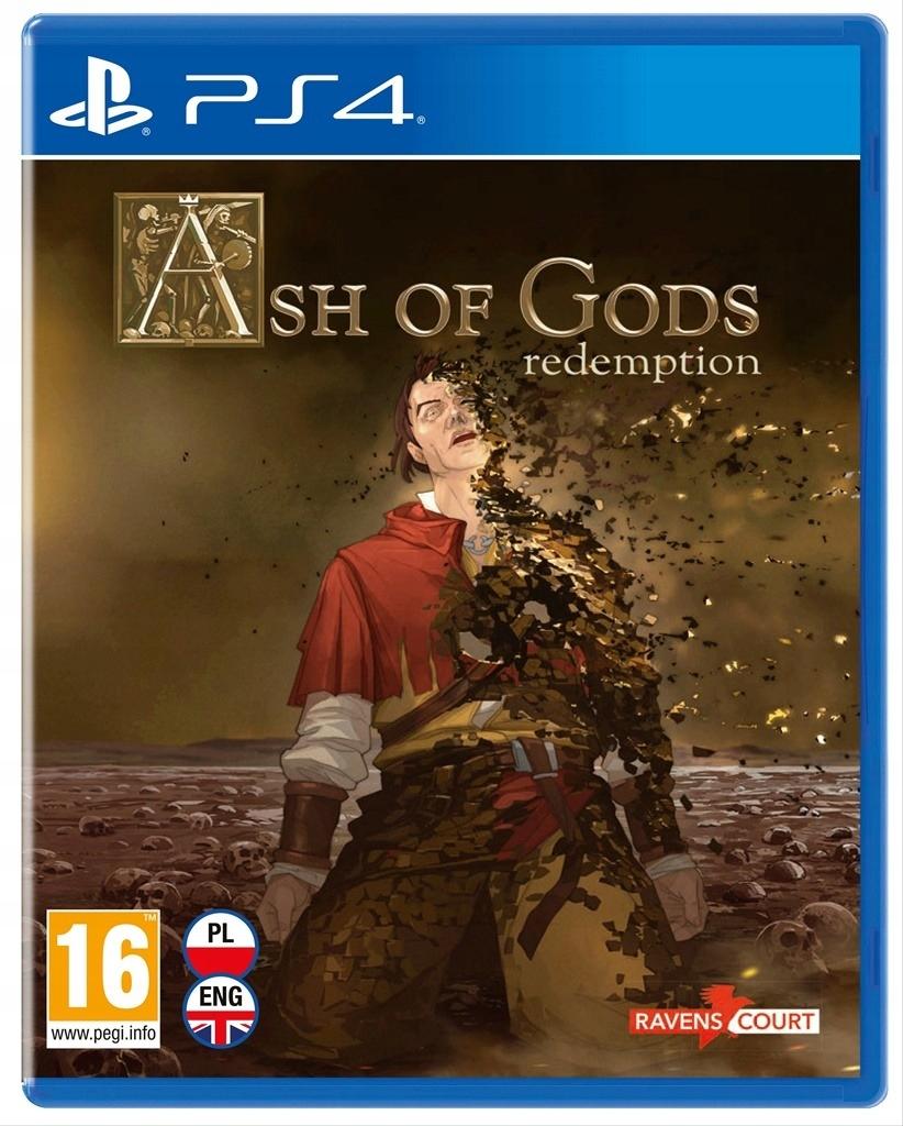 Ash Of Gods: Redemption PL PS4/Xbox One/PC