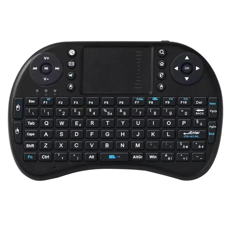 Bezprzewodowa klawiatura i touchpad w jednym. Aliexpress wysyłka z Polski