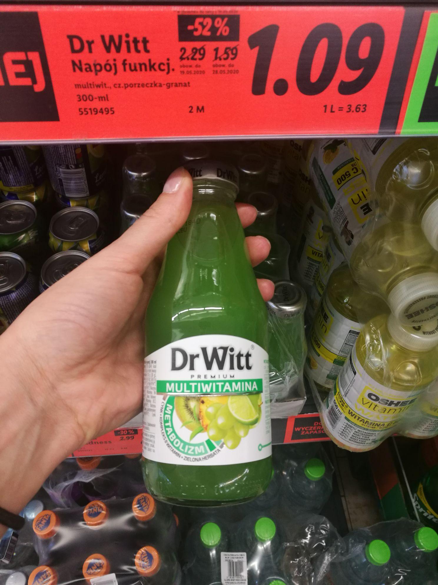 Dr. Witt metabolizm @ LIDL