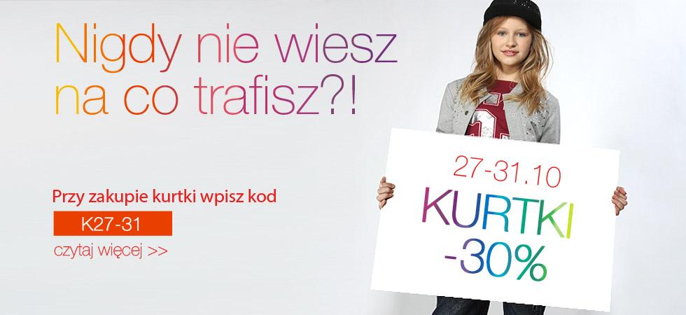 Kurtki -30% @ Reporter Young