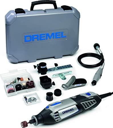 Zestaw Dremel Platinium 4000-4/65, 175 W, 4 przyssawki, 65 elementów + walizka
