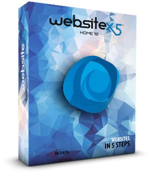 WebSite X5 Home 12 za darmo @ instalki.pl