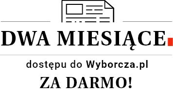 Dwa miesiące dostępu do Wyborcza.pl gratis przy dowolnych zakupach na prezentmarzen.com