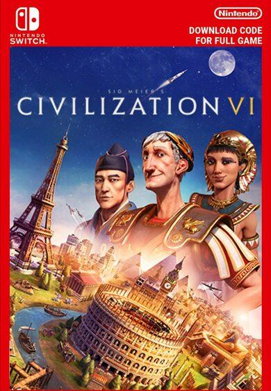 Civilization VI (Cywilizacja) [Cyfrowo, Nintendo Switch] @ Eneba