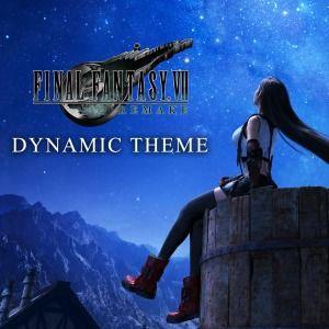 Dynamiczny motyw Final Fantasy VII Remake za darmo na PS4