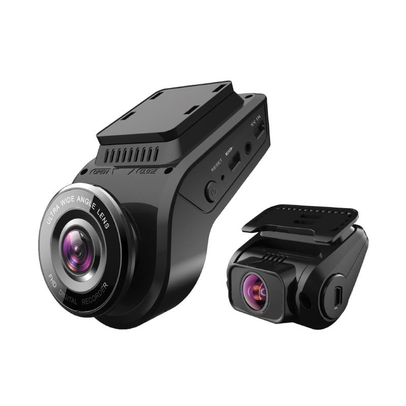 Wideorejestrator Mikavi PQ4 Dual - Kamera Samochodowa – Rejestrator jazdy