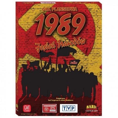 1989: Jesień Narodów - gra planszowa