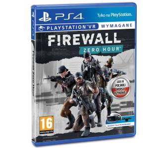 Firewall Zero Hour PS4 @euro.com.pl