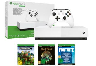 Konsola Xbox One S 1TB – All Digital wysyłka przez pośrednika (saturn.de)