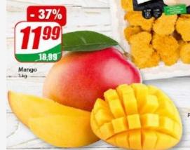 Mango kg @Dino