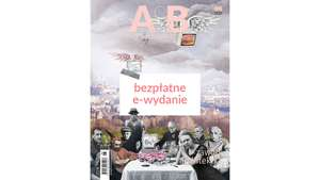 Bezpłatne wydanie miesięcznika Architektura & Biznes 6/2020