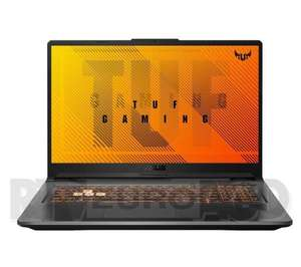 Laptop ASUS TUF Gaming A17 FA706II-H7069 17,3'' 120Hz AMD Ryzen 5 4600H - 16GB RAM - 512GB Dysk - GTX1650Ti Grafika