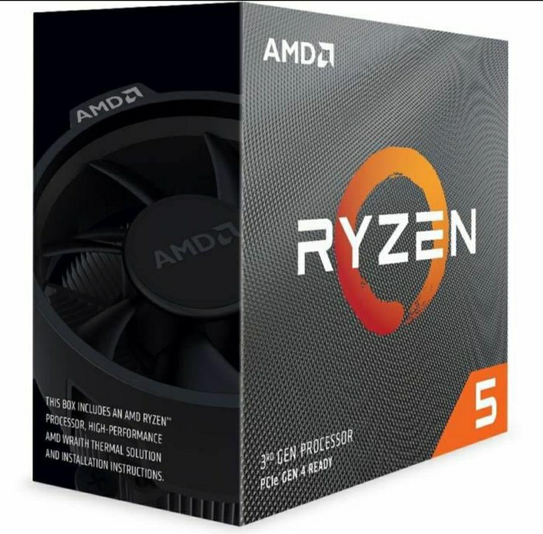 Procesor AMD Ryzen 5 3600 3,6GHz