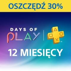 Playstation Plus 168 zł PS Store