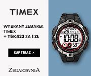 Kup wybrany zegarek Timex a model T5K423 dostaniesz za 1zł (np. TW2U22100 + T5K423 za 360zł) @ Zegarownia