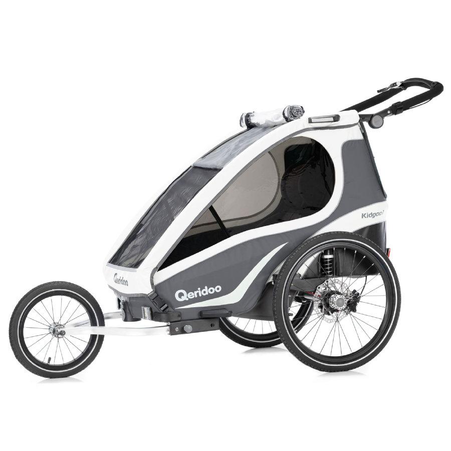 Przyczepka rowerowa Qeridoo Kidgoo1 Sport za 2041zł @ Pink or Blue