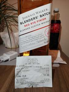 Johnie Walker Red Rye Finish 0.7L
