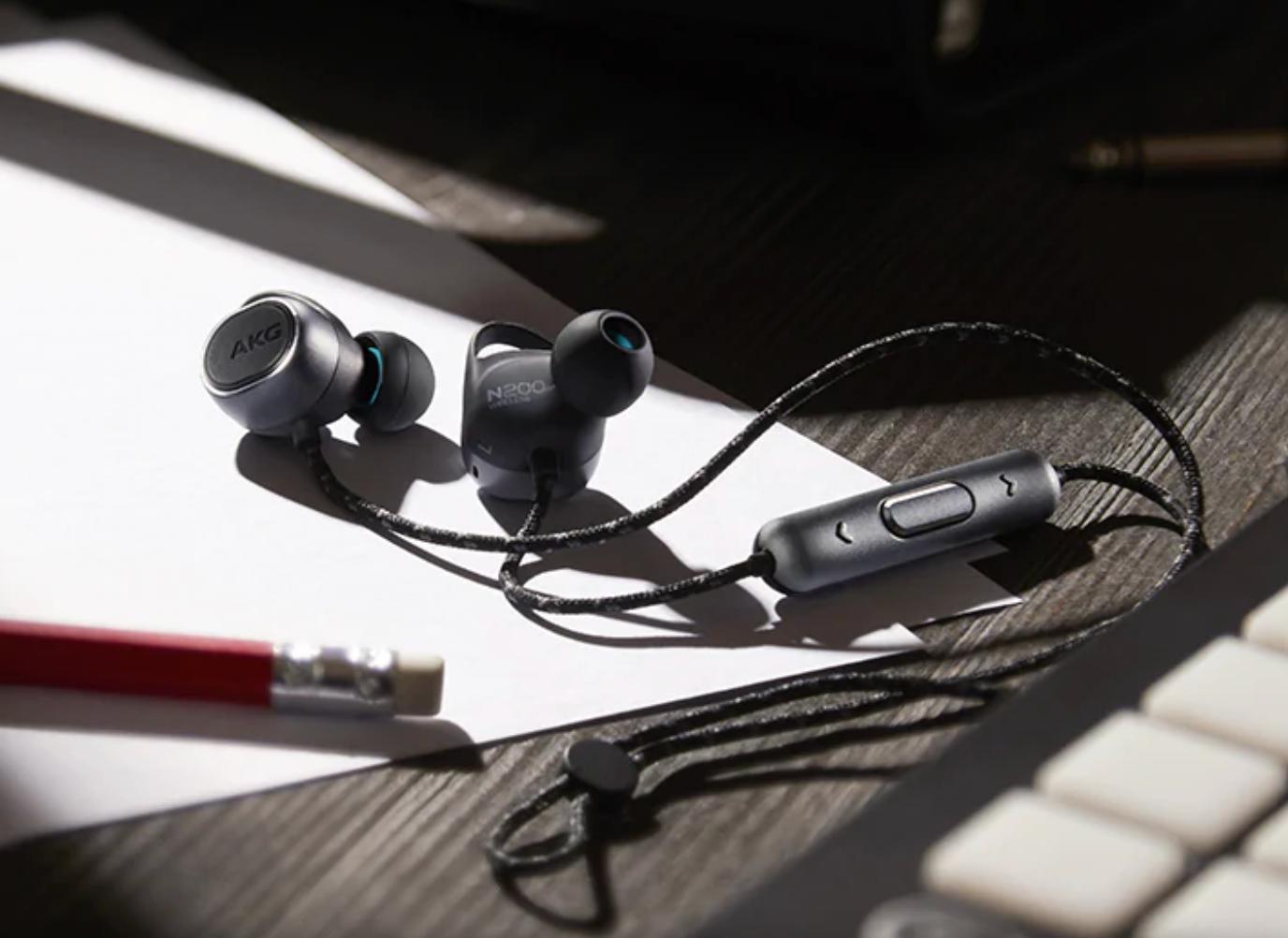Słuchawki Samsung AKG N200 Wireless