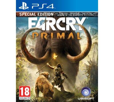 PS4 Far Cry Primal Edycja Specjalna @MediaMarkt