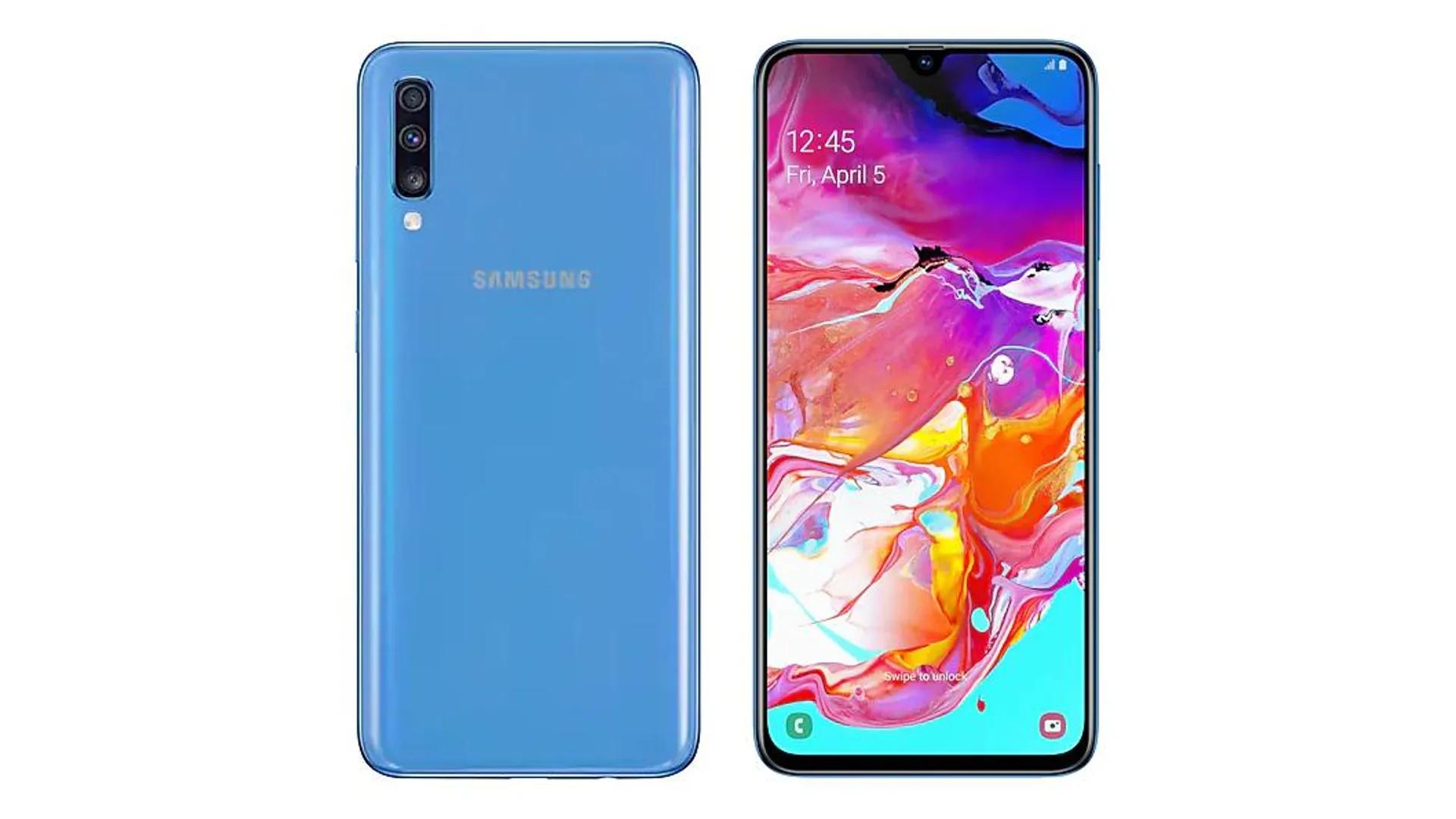 Samsung Galaxy A70 - obecnie najtaniej (XEO)