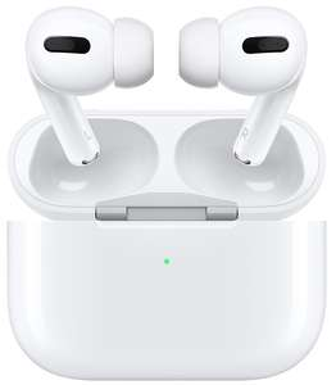 Apple AirPods Pro - słuchawki bezprzewodowe TWS (etui ładujące, aktywna redukcja szumówotoczenia) @