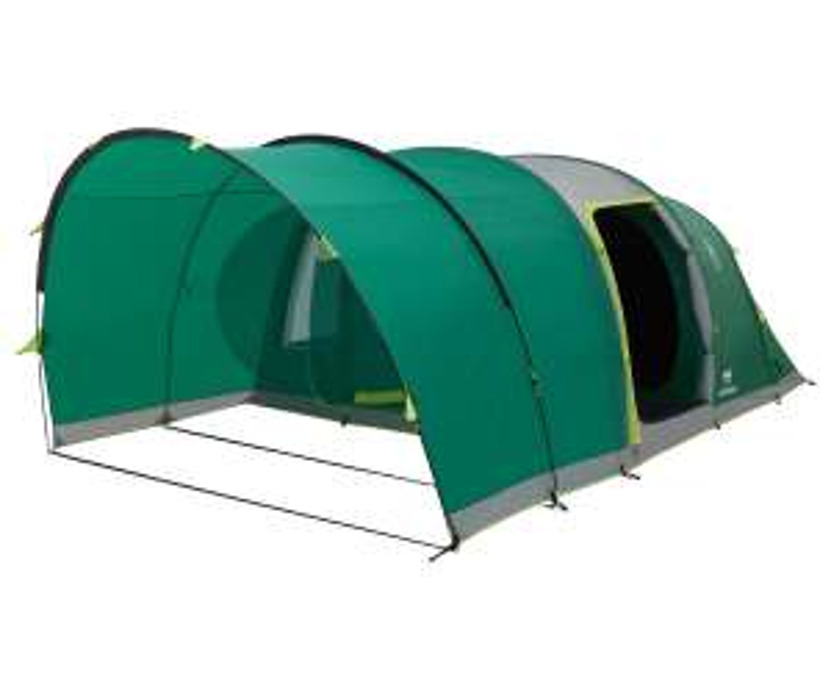 Coleman Valdes 4 pompowany namiot rodzinny