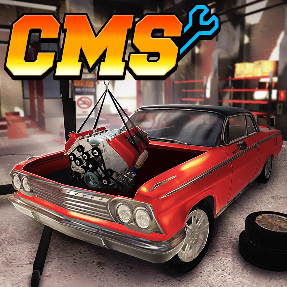 Car Mechanic Simulator (Nintendo SWITCH)