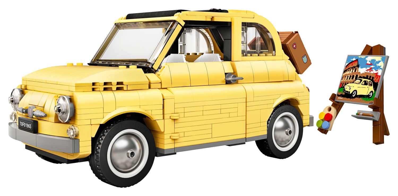 LEGO® 10271 Creator Expert - Fiat 500