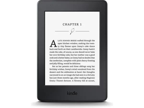 Kindle paperwhite 3 z reklamami