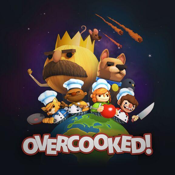 Overcooked za darmo na Epic Games Store od godziny 17