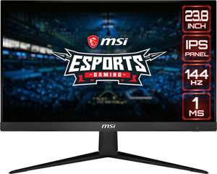 Monitor MSI Optix G241 Full HD 144 Hz 128% sRGB 95% DCI-P3