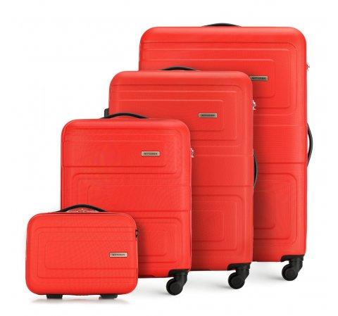 Wittchen walizki + darmowa dostawa