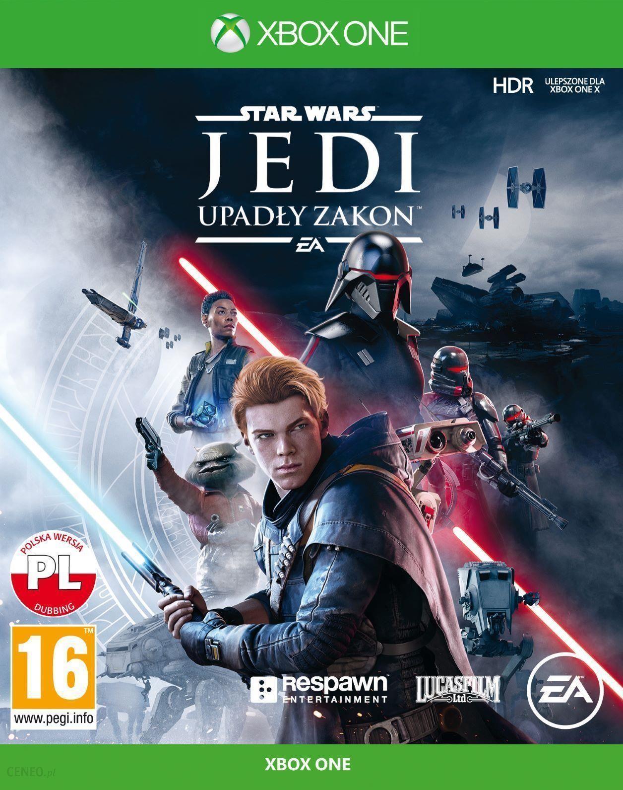 Star Wars Jedi Upadły Zakon - Xbox One (wersja cyfrowa) VPN