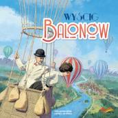 Wyścig balonów - gra planszowa
