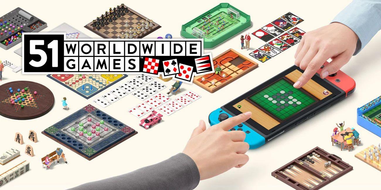 Nintendo rozdaje 4 darmowe gry z Worldwide Games od 5 czerwca z Nintendo eShop