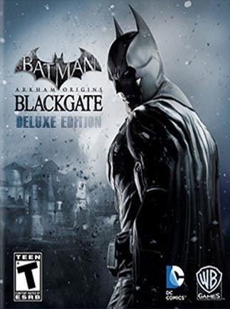 Batman Arkham Origins: Blackgate - Deluxe Edition - PC klucz Steam