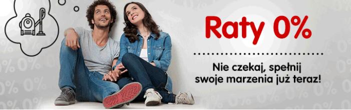 10 lub 20 rat 0% @mall.pl