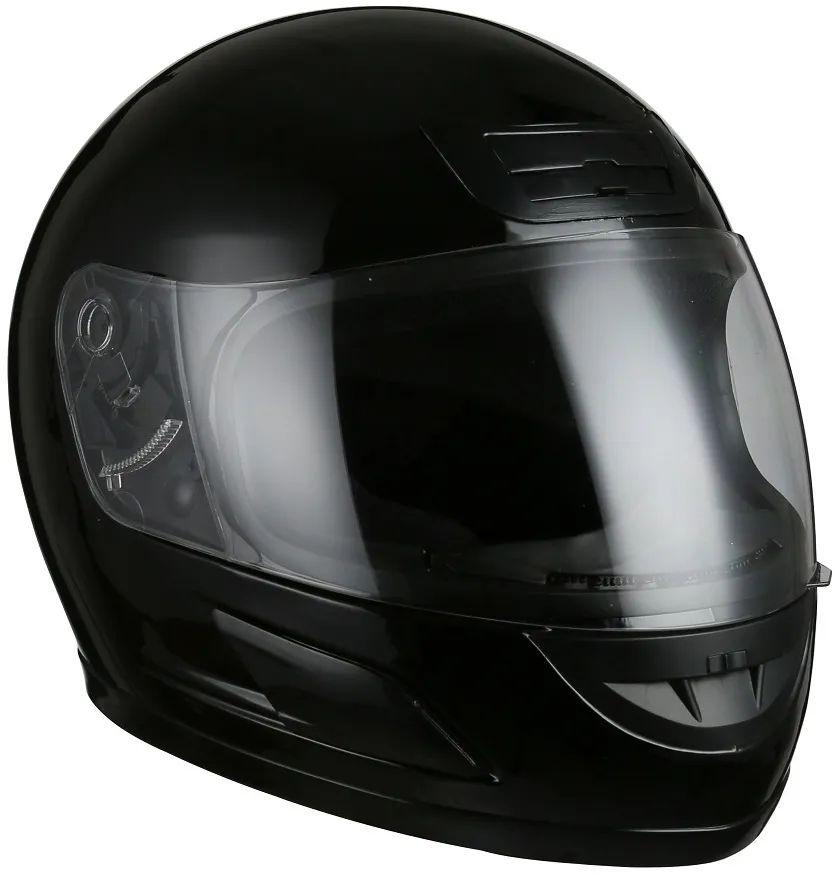Kask motocyklowy Carrefour