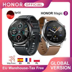 Honor magic watch 2 46mm $139.39